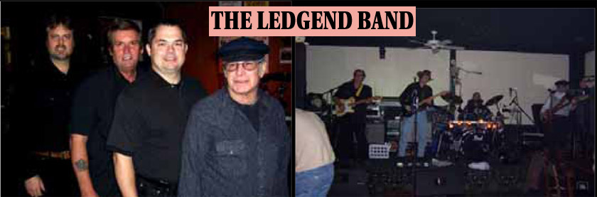 The Ledgend Band Richmond